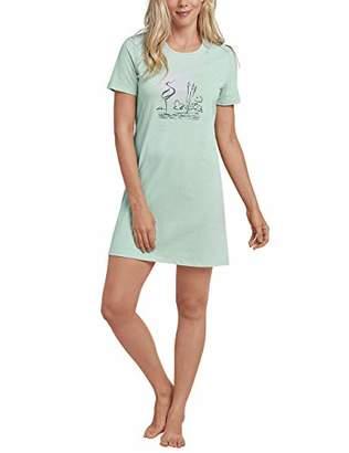 Schiesser Women's Sleepshirt 1/2 Arm, 85cm Negligee,8 (Size of )