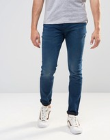 Levis Levi's 510 Skinny Jeans Red Fern Inky Blue