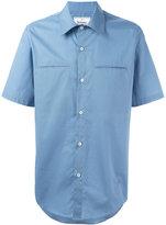 Vivienne Westwood Man - classic poplin rattle shirt - men - Cotton - 48