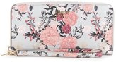 GUESS Seraphina Floral Zip-Around Wallet