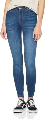 Name It NOISY MAY Women's Nmlucy Nw Power Shape Jeans Ba074 Noos