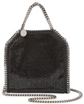 Stella McCartney Falabella Crystal Stones Tiny Tote