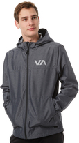 RVCA Steep Sport Mens Jacket Black