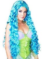 California Costumes Women's Sea Siren Wig Mermaid Goddess
