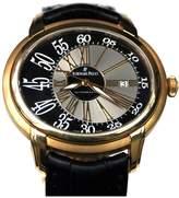 Audemars Piguet Millenary yellow gold watch