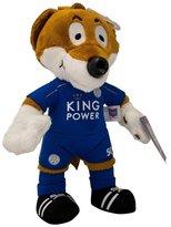 Bleacher Creatures Leicester City F.C Filbert Fox Plush