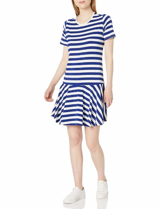 Bench Women's Jersey Tee Striped Dress