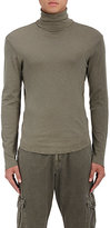 NSF Men's Klim Cotton Turtleneck Shirt-GREEN