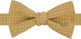 Tommy Hilfiger Men's Dot-Print To-Tie Bow Tie