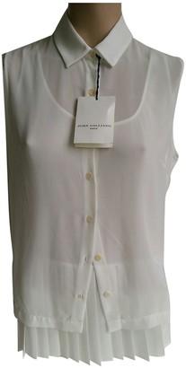 John Galliano White Dress for Women