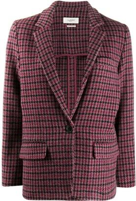 Etoile Isabel Marant Charly single breasted blazer