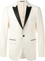 Pal Zileri tuxedo blazer - men - Cupro/Wool - 50