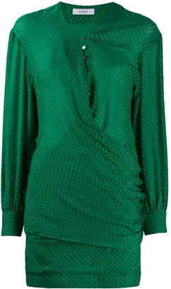 Roseanna All-Over Texture Dress