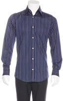 Dolce & Gabbana Striped Woven Shirt w/ Tags