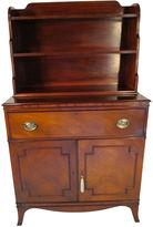 One Kings Lane Vintage Bookcase & Desk by Kaplan