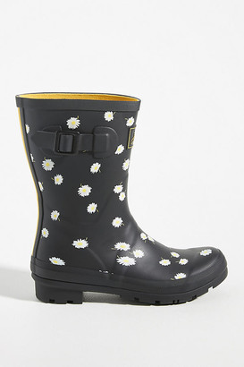 Joules Floral Rain Boots By in Assorted Size 9