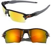 Oakley Men's Flak 2.0 59Mm Sunglasses - Black/fire