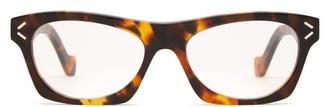 Loewe Cat-eye Tortoiseshell-acetate Glasses - Tortoiseshell