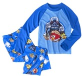 Star Wars Boys' 2-Piece Pajama Set