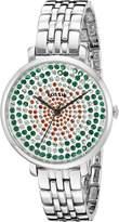 Fossil Women's ES3899 Analog Display Quartz -Tone Watch