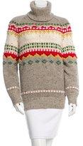 Chanel Paris-Salzburg Wool Patterned Sweater w/ Tags
