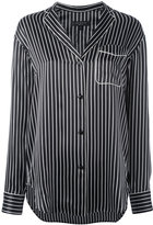 Rag & Bone striped shirt - women - Silk - M