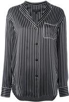 Rag & Bone striped shirt - women - Silk - S
