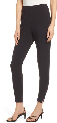 Cupcakes And Cashmere Veletta High Waist Suit Pants