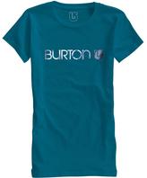 Burton Pacifico Logo Crewneck Tee