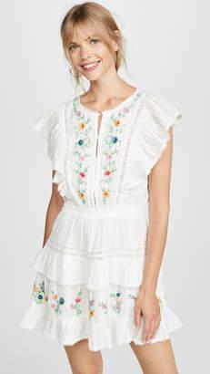 LoveShackFancy Romy Dress