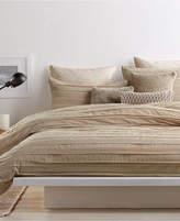 DKNY Loft Stripe Linen Full/Queen Duvet Set Bedding