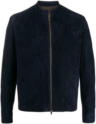 Ajmone Long Sleeve Zipped Jacket