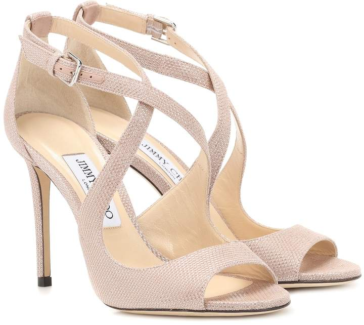 Jimmy Choo Emily 100 sandals
