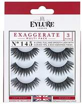 Eylure Exaggerate Eyelash Multipack, 3 Count