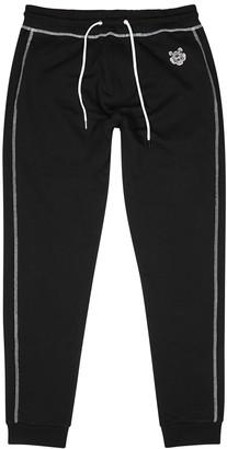 Kenzo Black cotton-jersey sweatpants