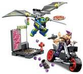 Mega Construx® Teenage Mutant Ninja Turtles® Leonardo Turtle Glider Pursuit Building Set
