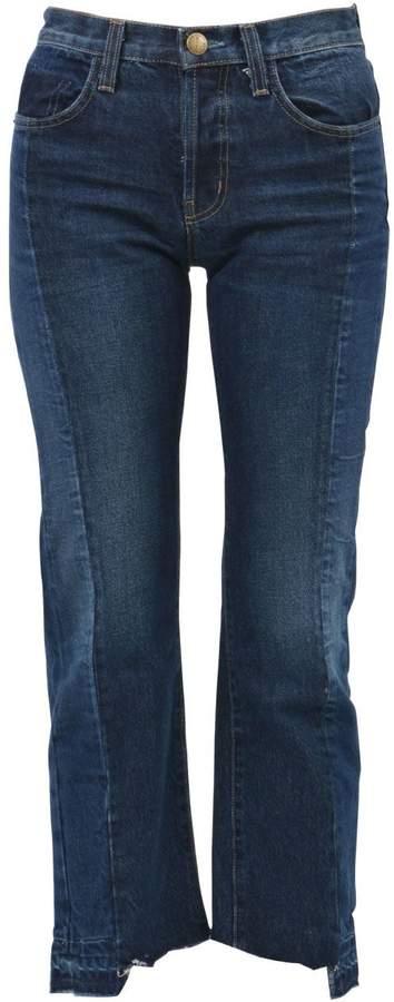 Current/Elliott Selvedge Jeans