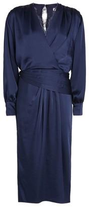 Jonathan Simkhai Front Split Lace Dress