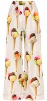 Dolce & Gabbana Silk Pants