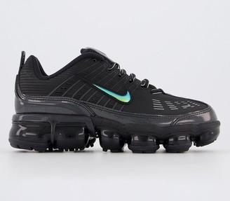 Nike Vapormax 360 Trainers Black Black Metallic Dark Grey Black F
