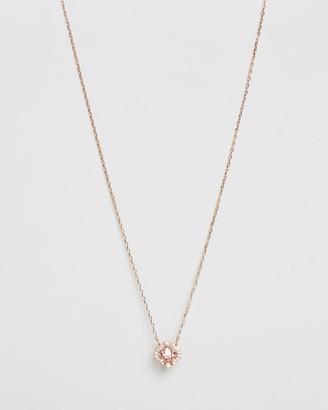 Swarovski Sparkling Dance Flower Necklace