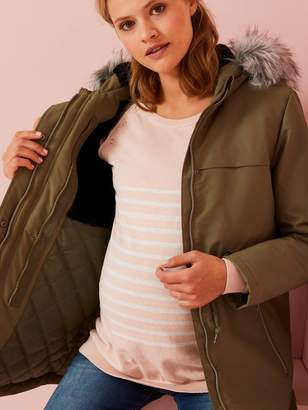 Vertbaudet 3-in-1 Adaptable Maternity & Post-Maternity Parka