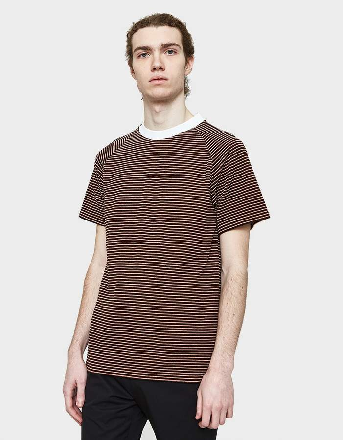 Maison Margiela Striped Terry T-Shirt