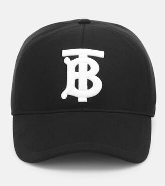 Burberry TB cotton baseball cap