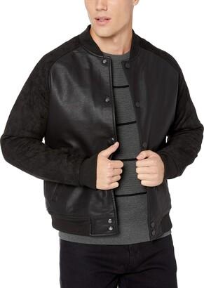Blank NYC [BLANKNYC] Men's Bomber Jacket Outerwear