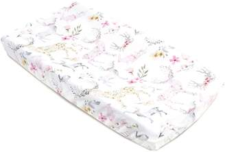 Oilo Fawn Cotton Jersey Changing Pad Cover