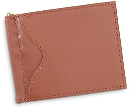 Royce New York Leather Rfid-Blocking Money Clip Wallet