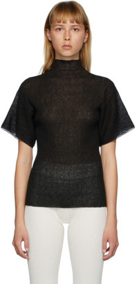 RUS Black Vent T-Shirt