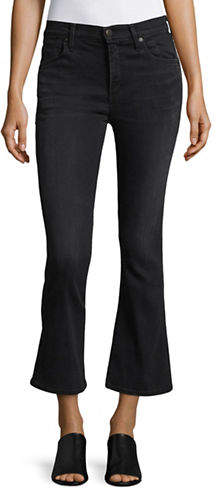 Citizens Of Humanity Astoria Fleetwood Cropped Flare Jeans