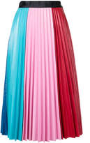 Romance Was Born Continuum pleated skirt